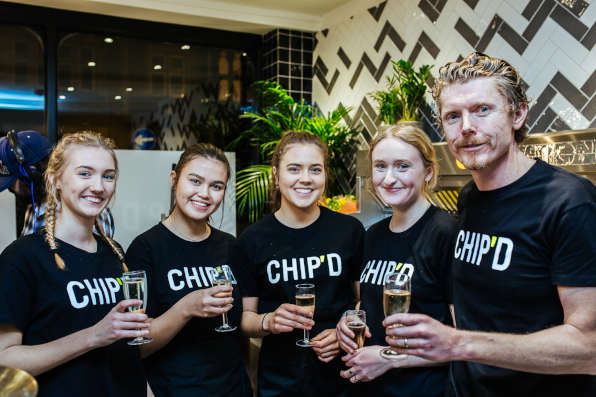 Dutch style chip, jobs in Chester,